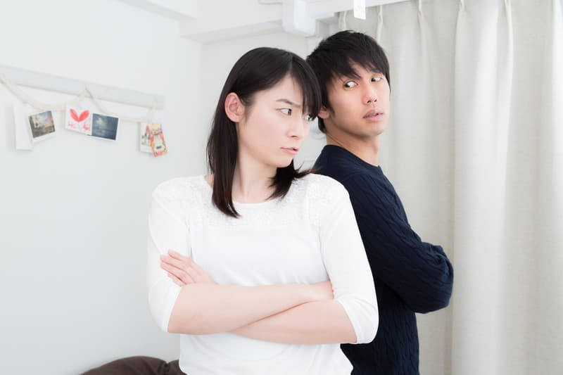 別居中に彼氏ができたら浮気や不倫になる?どう対処すべき?