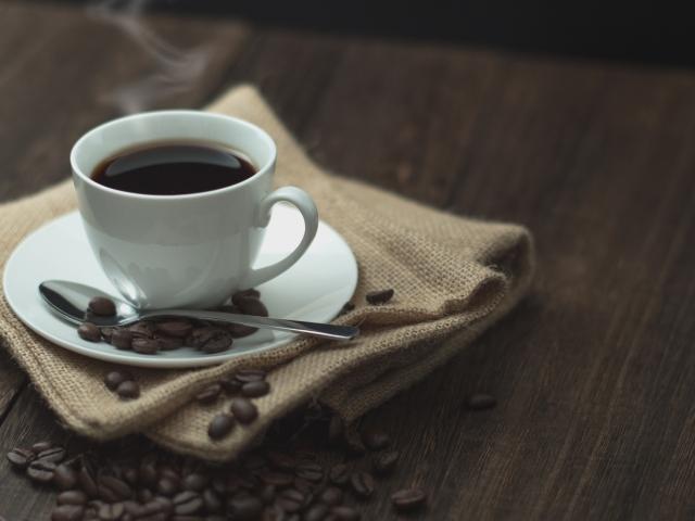 こだわったコーヒー