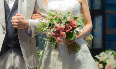 会社の後輩の結婚式